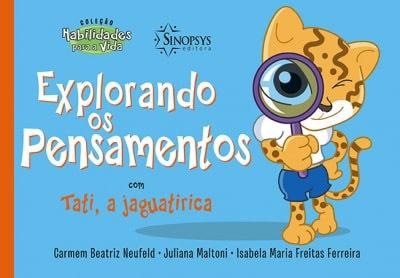 Explorando os Pensamento com Tati, a Jaguatirica