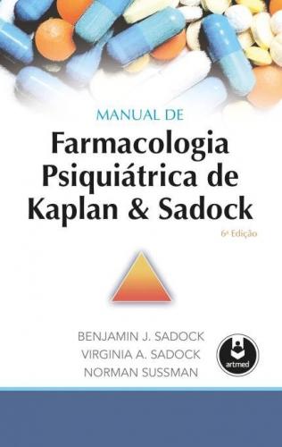Manual de Farmacologia Psiquiátrica de Kaplan & Sadock