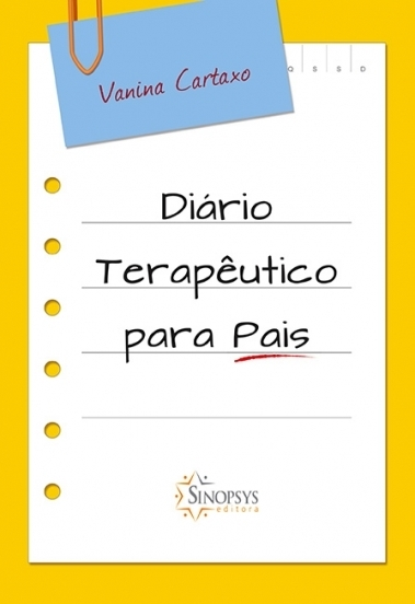 Diário Terapêutico para Pais